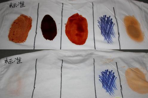 水彩笔怎么洗?水彩笔留在白衣服上的印记如何清洗