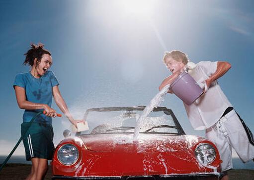 洗洁精可以洗车吗?夏季洗车九大注意事项