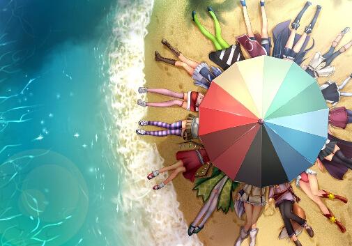 怎么选择雨伞?使用雨伞的注意事项