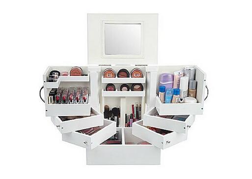 化妆品收纳盒的注意事项-化妆品收纳盒怎么选择?
