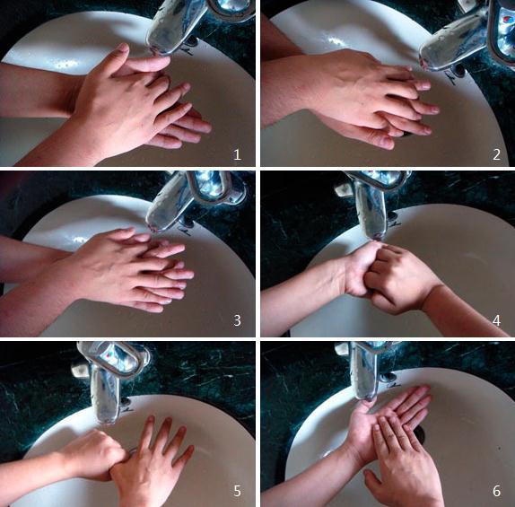 用什么洗手最好最干净?正确的洗手方法及步骤