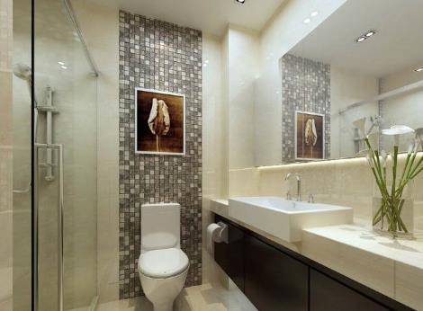 如何安放卫生间用品-如何放置卫浴用品