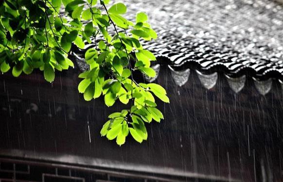 梅雨季节是什么时间,在什么节气之间,梅雨季节分布在哪些省