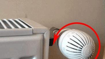 暖气温控阀开关从0到5图解 暖气阀门上什么是开和关
