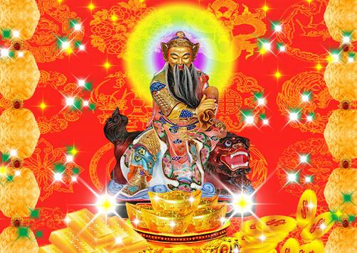 接财神的文化内涵-接财神的风俗