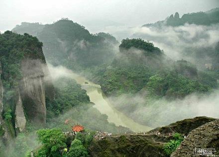 武夷山的来历-武夷山的传说故事