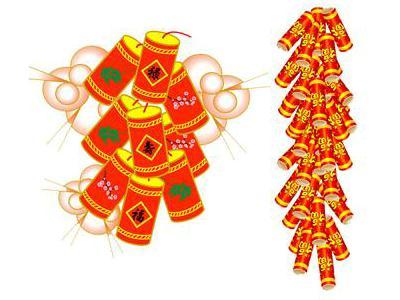 中国传统工艺之春节爆竹