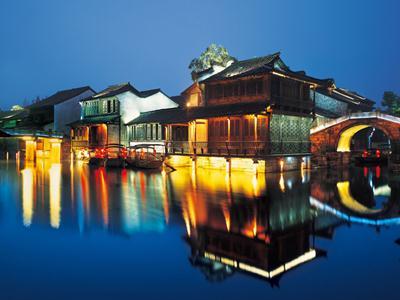 中国传统民居之浙江乌镇