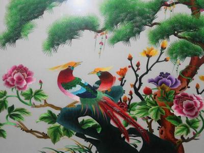 中国传统手工艺之连州刺绣