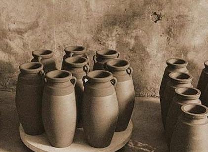 磁州窑传统的烧制技艺