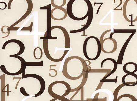 数字谐音大全、数字含义、阿拉伯数字谐音的意思