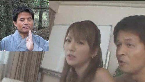 国内外男女明星爆笑撞脸:毕福剑VS日本AV演员