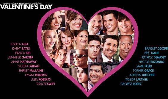 11月14日是什么节日?电影情人节是几月几号