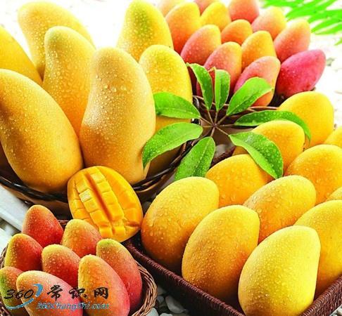 芒果怎样剥皮?芒果剥皮技巧