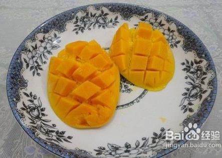 芒果怎么吃?芒果怎样剥皮?芒果剥皮方法