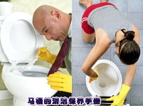 馬桶髒了怎麼辦?如何清洗馬桶才幹淨的小竅門