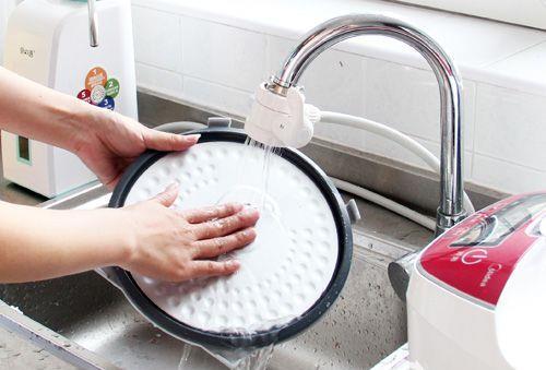 家电清洗:如何清洗电饭锅