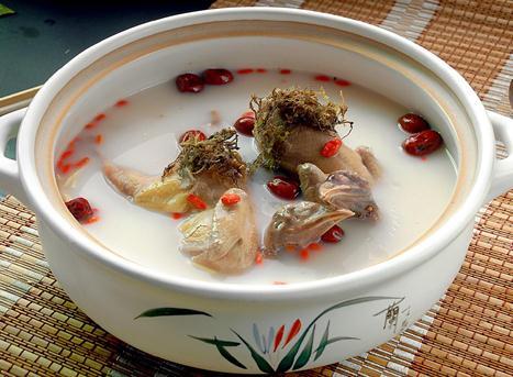 鸽子汤的营养价值-鸽子汤有什么功效