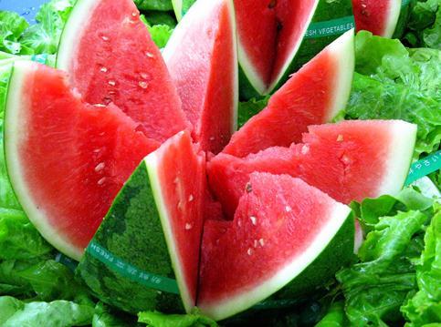 西瓜的营养价值-吃西瓜有什么好处