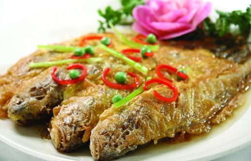 黄鱼的营养价值-黄鱼的功效与作用