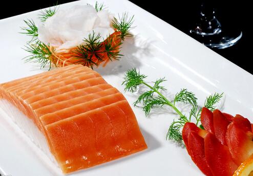 【食材】三文鱼怎么挑选