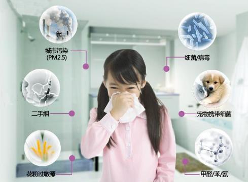 别对家庭污染视而不见以免造成健康危害