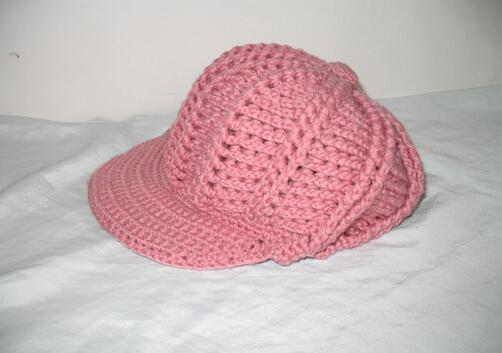 织帽子的花样-帽子的编织方法