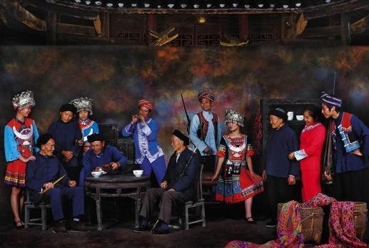 土家族有什么风俗习惯?中国少数民族土家族的来历习俗