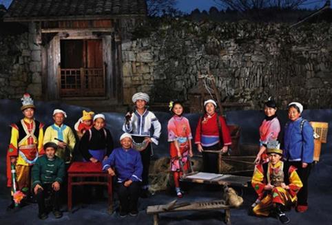 仡佬族有什么风俗习惯?中国少数民族仡佬族的来历习俗