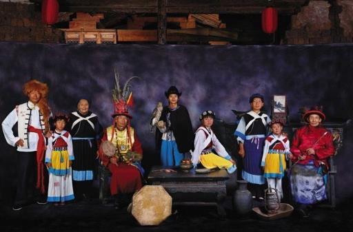 纳西族有什么风俗习惯?中国少数民族纳西族的来历习俗