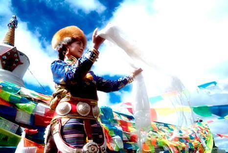 藏族有什么风俗习惯?中国少数民族藏族的来历习俗