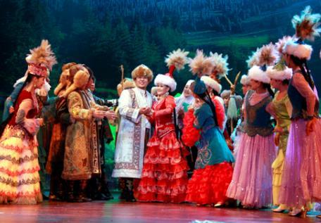 哈萨克族有什么风俗习惯?中国少数民族哈萨克族的来历习俗