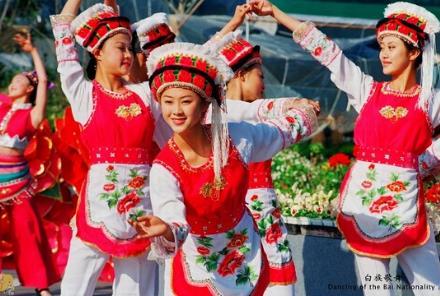 白族有什么风俗习惯?中国少数民族白族的来历习俗