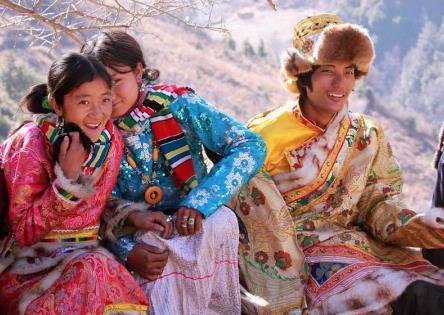 普米族有什么风俗习惯?中国少数民族普米族的来历习俗