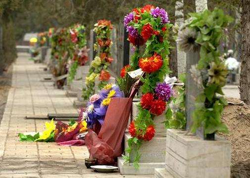 扫墓的文化内涵-扫墓的风俗