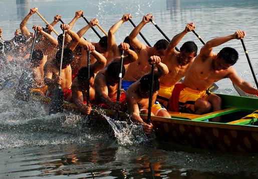 赛龙舟的风俗-赛龙舟的文化内涵