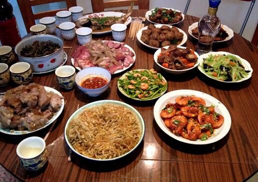 年夜饭的风俗-年夜饭的文化内涵