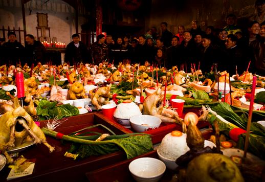 祭祖的文化内涵-祭祖的风俗