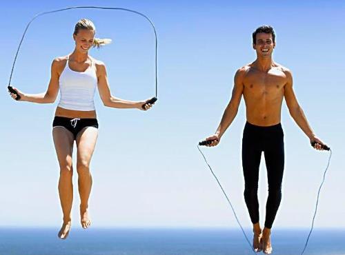 跳绳能瘦腿吗?跳绳能减肥吗?跳绳瘦腿的注意事项