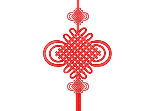 接下来,我们一起了解中国结。 一、什么时候适用中国结布置家居。 1、过年的时候可以使用中国结布置家居,增加节日的气氛。 2、结婚的时候可以用中国结助兴,有表示祝福的意思。 3、每逢过传统节日的时候,例如端午节,中秋节等,家里也可以挂上中国结。 二、哪些位置可以布置。 1、神台挂有灯笼的地方,中国结可以选择挂在灯笼的上面或者下面,从风水的角度来看,中国结被认为是能通神灵的风水吉祥物,因此中国结也具有辟邪化煞护身、镇宅纳福的风水作用。中国结在我国有着古老的历史,中国结的最原始状态是旧石器时代缝衣所打的结。后来