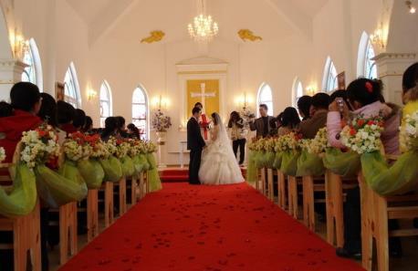 西式婚礼的基本礼仪流程-西式婚礼的注意事项