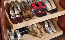 废旧纸箱板的收纳鞋子大法