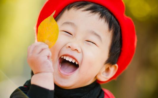 如何调教爱哭的孩子?