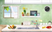 厨房哪些地方最易滋生细菌,而我们又经常忽略?