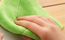 选对清洁布 橱柜多呵护