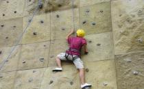 6个理由让你爱上攀岩健身
