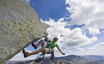 时尚攀岩运动 新潮健身选择