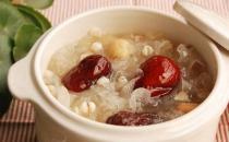 银耳红枣汤的功效-银耳红枣汤的做法