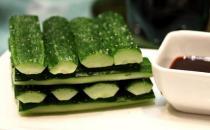 吃黄瓜有什么好处?黄瓜和什么搭营养翻倍