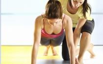 秋季健身 俯卧撑的正确做法